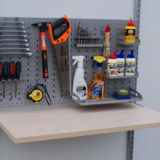Навеска под инструмент (гараж и мастерская)